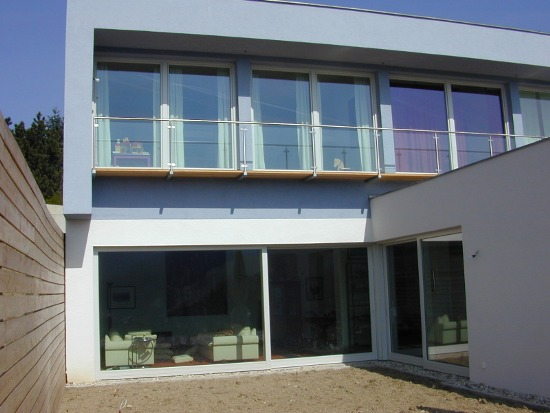 Wohnhaus Wolfsgraben